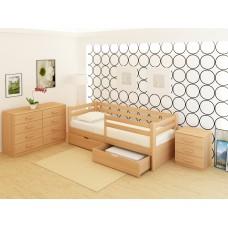 Кровать Geneve Yason с Защитным Бортиком