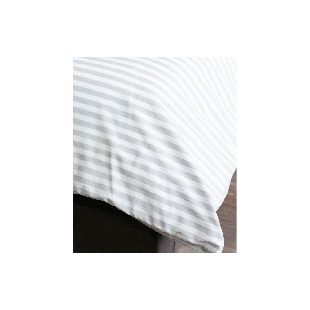 Наволочка Stripe Grey 30 Hotel Collection Cotton U-TEK