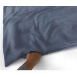 Пододеяльник Hotel Collection Cotton Melange Blue U-TEK