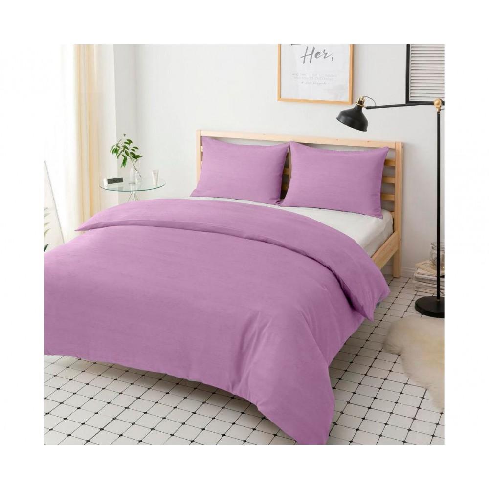 Пододеяльник Hotel Collection Cotton Lilac U-TEK