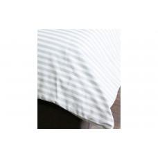 Пододеяльник Hotel Collection Cotton Stripe Grey 30 U-TEK
