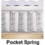 Ортопедический матрас Pocket Spring MatroLuxe
